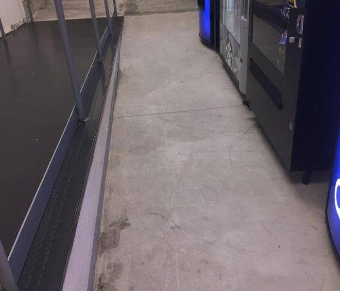Commercial Sewage Loss After