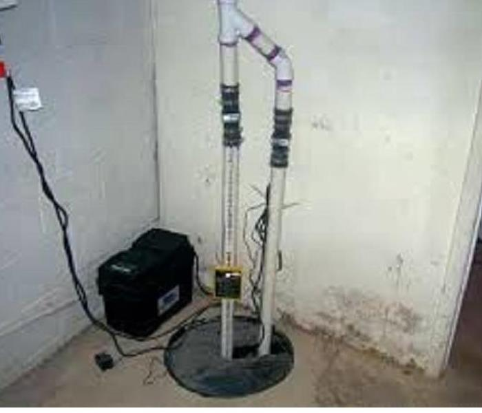 Storm Damage Sump Pumps & Storms